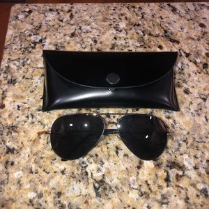 Sunglasses with a Case
